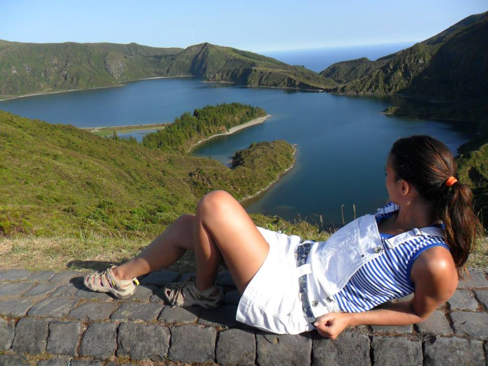 lake of fire azores